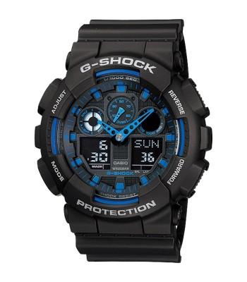 CASIO G-Shock Analog-Digital Standard GA-100-1A2DR