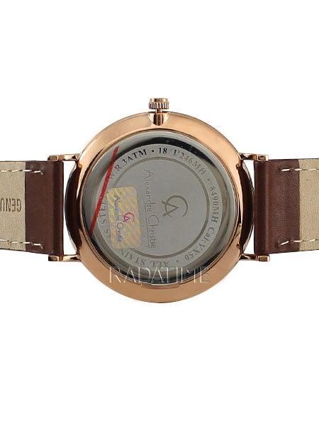 Alexandre Christie Classic Steel 8490MHRGBRB