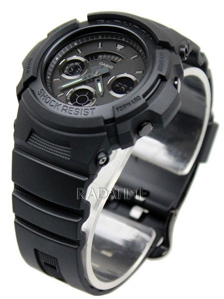 Casio G-Shock Special Color Models AW-591BB-1ADR