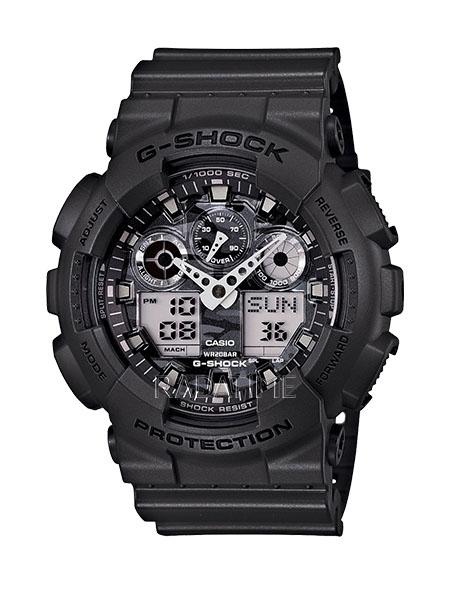 Casio G-Shock GA-100CF-8ADR