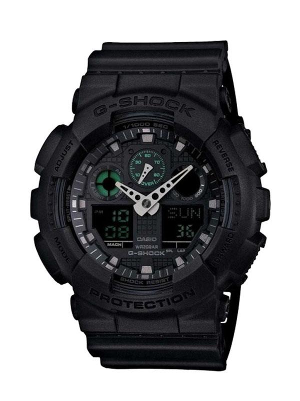 Casio G-Shock Analog-Digital Standard GA-100MB-1ADR
