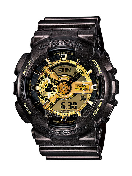 Casio G-Shock Standard Analog-Digital GA-110BR-5ADR