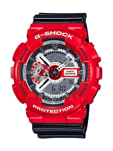 Casio G-Shock Limited Models GA-110RD-4ADR
