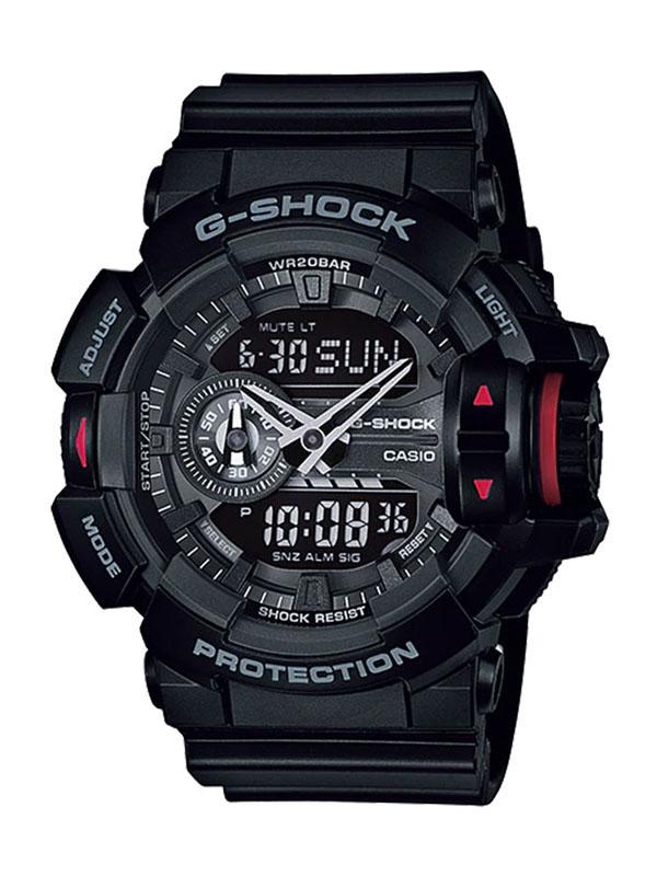 Casio G-Shock GA-400-1BDR