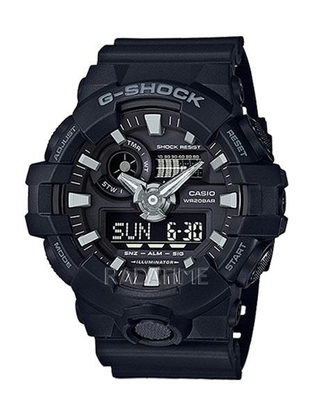 Casio G-Shock Standard Analog-Digital GA-700-1BDR