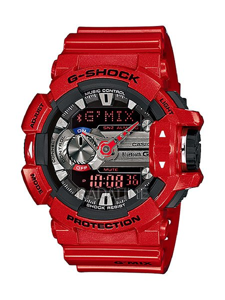 Casio G-Shock G-Mix GBA-400-4ADR