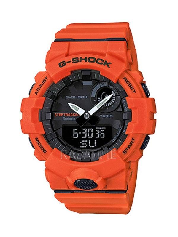 Casio G-Shock G-Squad GBA-800-4ADR
