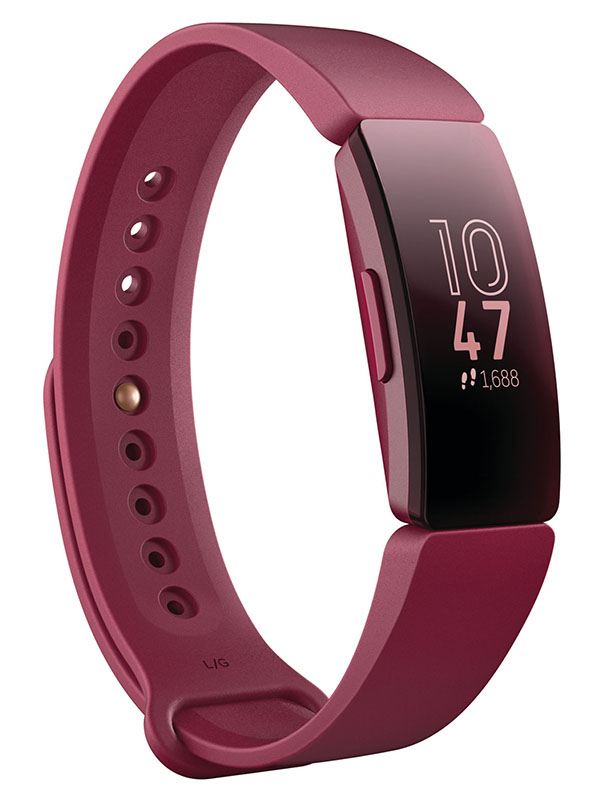 Fitbit Inspire Sangria FB412BYBY
