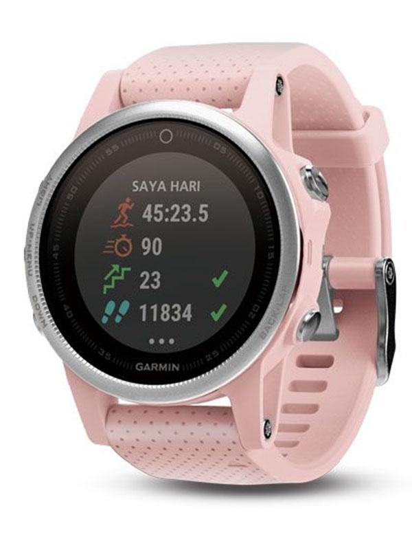 Garmin Fenix 5S Sapphire Pink Meringue FN5SSPM