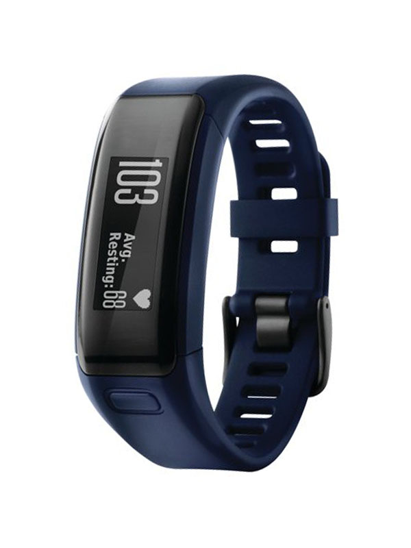 Garmin Vivosmart HR Midnight Blue VIVOHRMBR