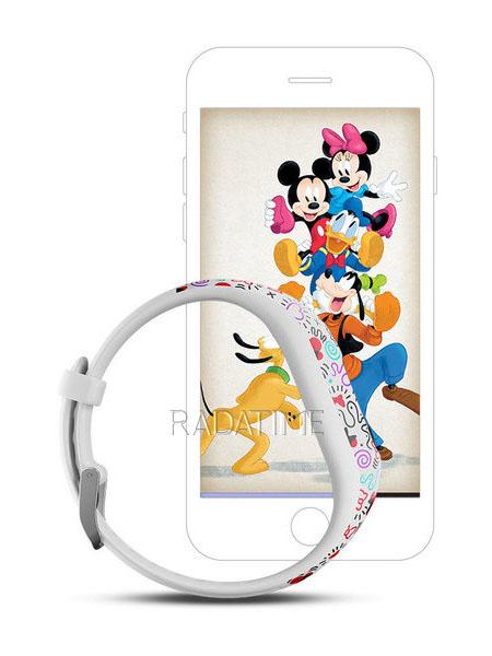 Garmin Vivofit Junior 2 Disney Minnie Mouse VIVOJR2ADMM