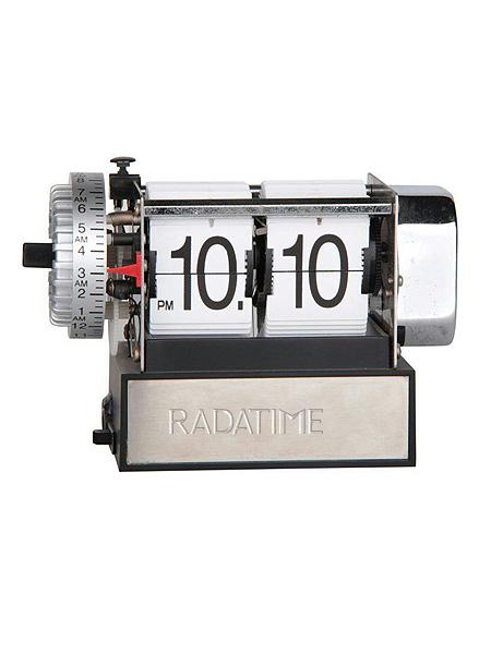 Gear Clock German Tech HY-F007-W