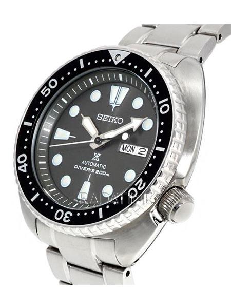 Seiko Prospex Turtle Gray Automatic Divers SRPC23K1
