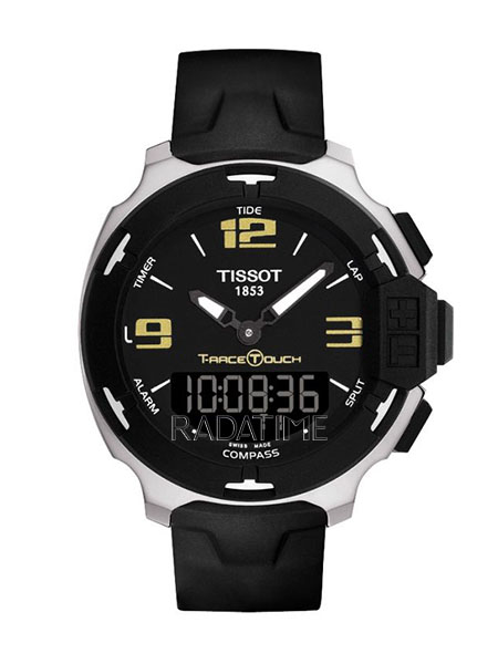 Tissot Touch Collection T-Race Touch T081-420-17-057-00