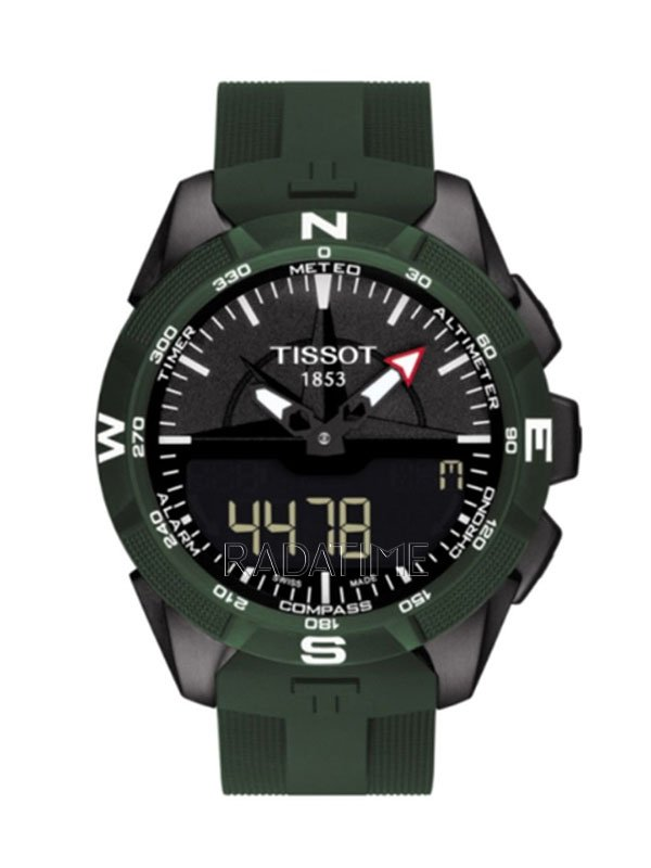 Tissot Touch Collection T-Touch Expert Solar II T110-420-47-051-00