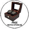 Free Watch Storage
